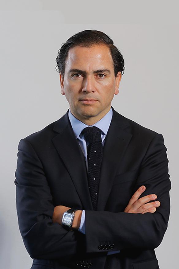 Alvaro Moraga F.
